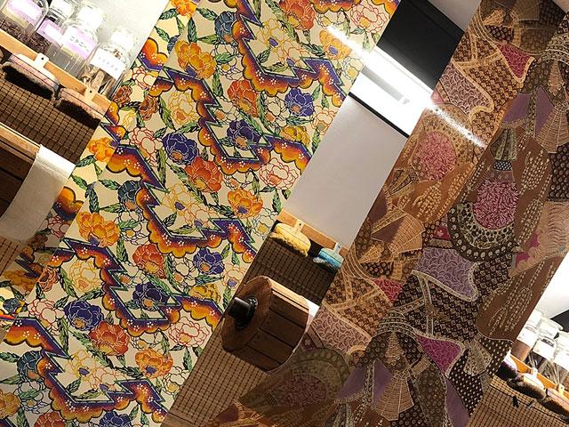 沖縄の紅型の歴史を作った首里琉染